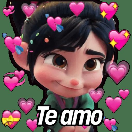 De Amor de Vanellope